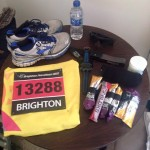 Ready for the off….