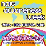 Events for NAIT awareness week 25-31 March 2015