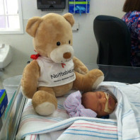 Nait Bear visits with the Gianella~Alder and Flukinger Familes in Texas. USA