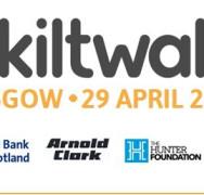FNAIT families take part in the Kiltwalk, Glasgow, Scotland