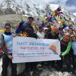 Mt Everest basecamp, Nepal….. Siobhan's 50th birthday challenge!!!!