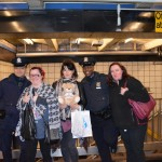 Nait bear visits NYC, and spends time with Ethan Jones in Hampshire, England