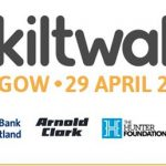 FNAIT families take part in the Kiltwalk, Glasgow, Scotland