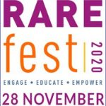 Join RAREfest20!! Saturday 28 November – A FREE, interactive 'VIRTUAL' exhibition hosted by Cambridge Rare Disease Network
