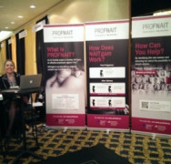The PROFNAIT Project attend the Society for Maternal Fetal Medicine Conference, New Orleans Feb 2014