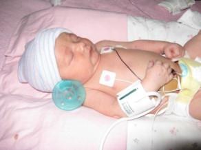 New baby Josephine