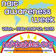 NAIT Awareness week 25 – 31 March 2015