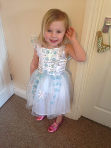 Amelia age 4