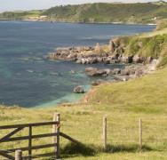 Marianne's walking the English South West coastal path!!