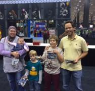 Ghalib-Parks Family