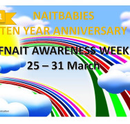 Celebrating our Tenth Anniversay – Awareness Week 25 – 31 march 2021!!!